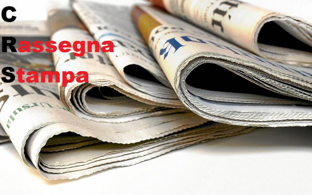 La Rassegna Stampa del CRS