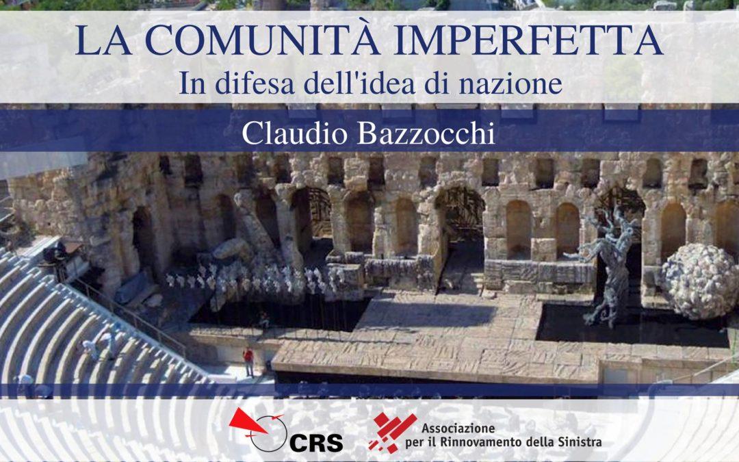 La comunità imperfetta (disponibile l'audio)