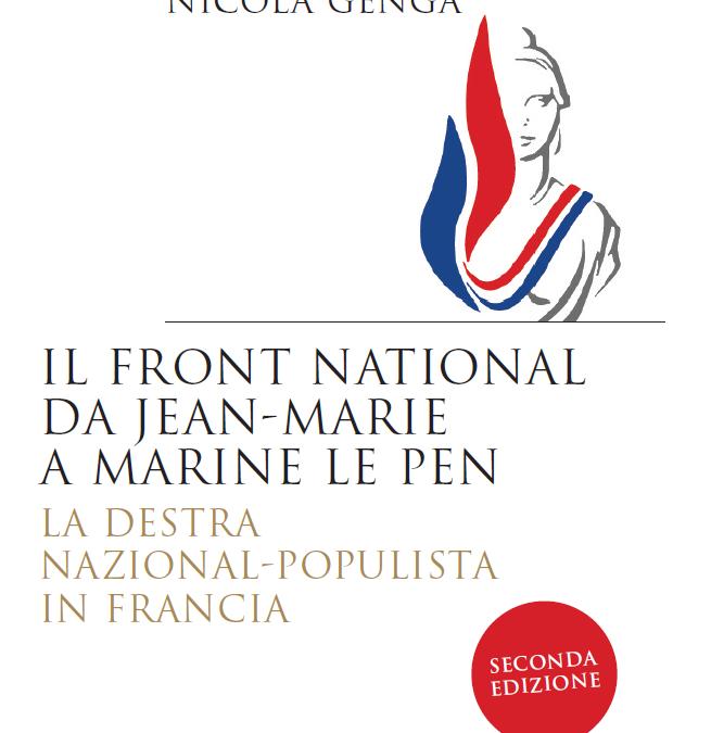 Verso le presidenziali francesi: il Front national di Marine Le Pen