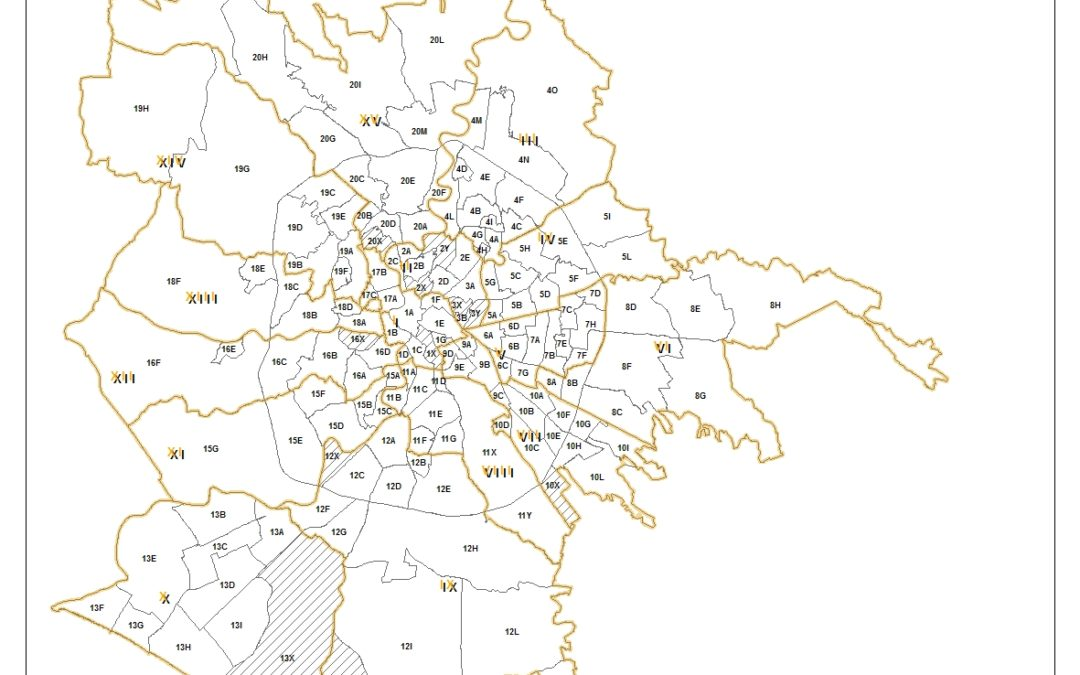 Roma, tra centro e periferie (2)