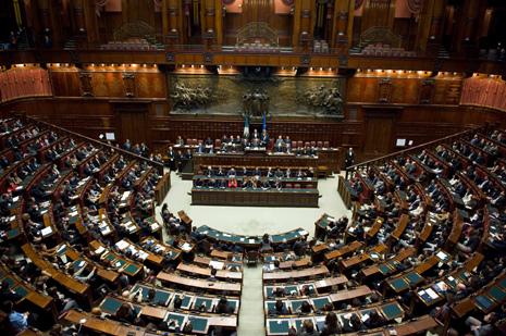 Dal Parlamento