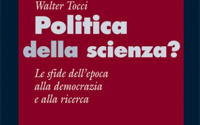 Politica della scienza?